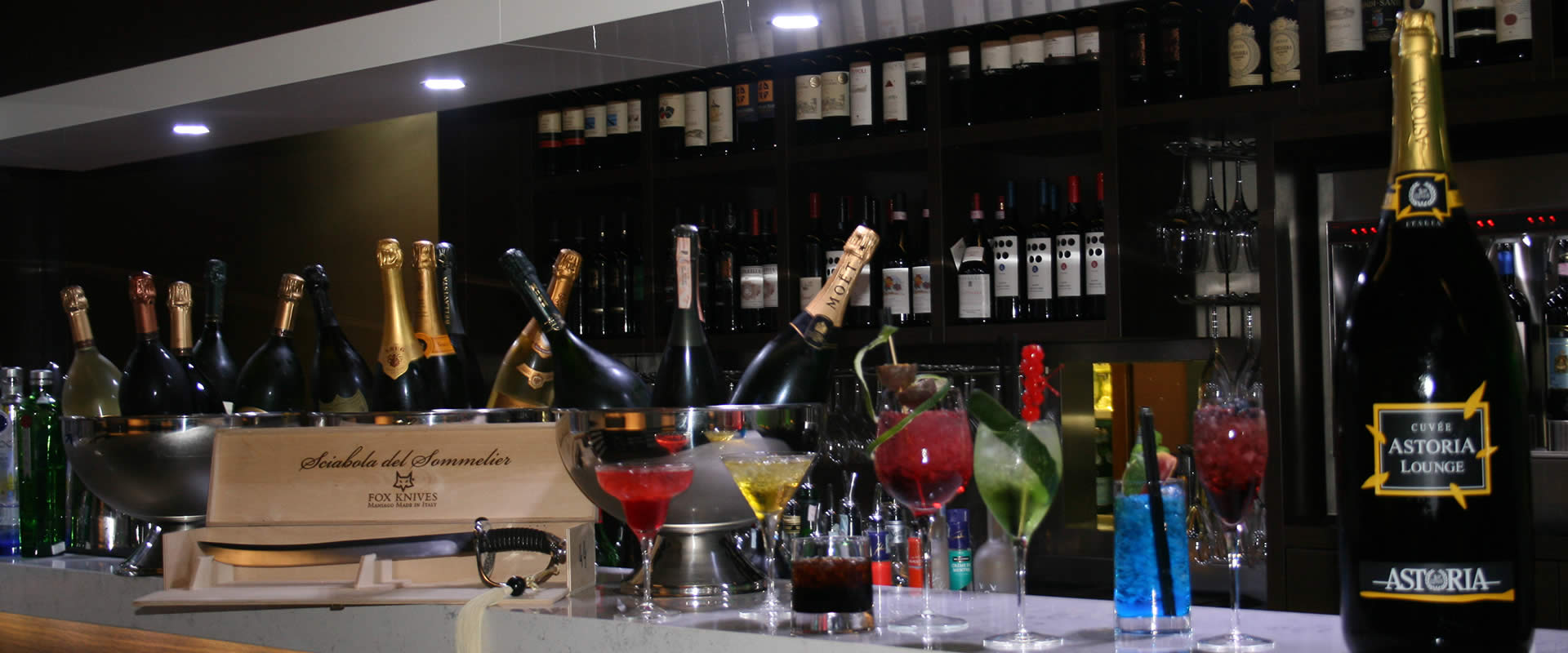 Bar Giuliani Como -  Wine bar, live music, ristorante e american bar